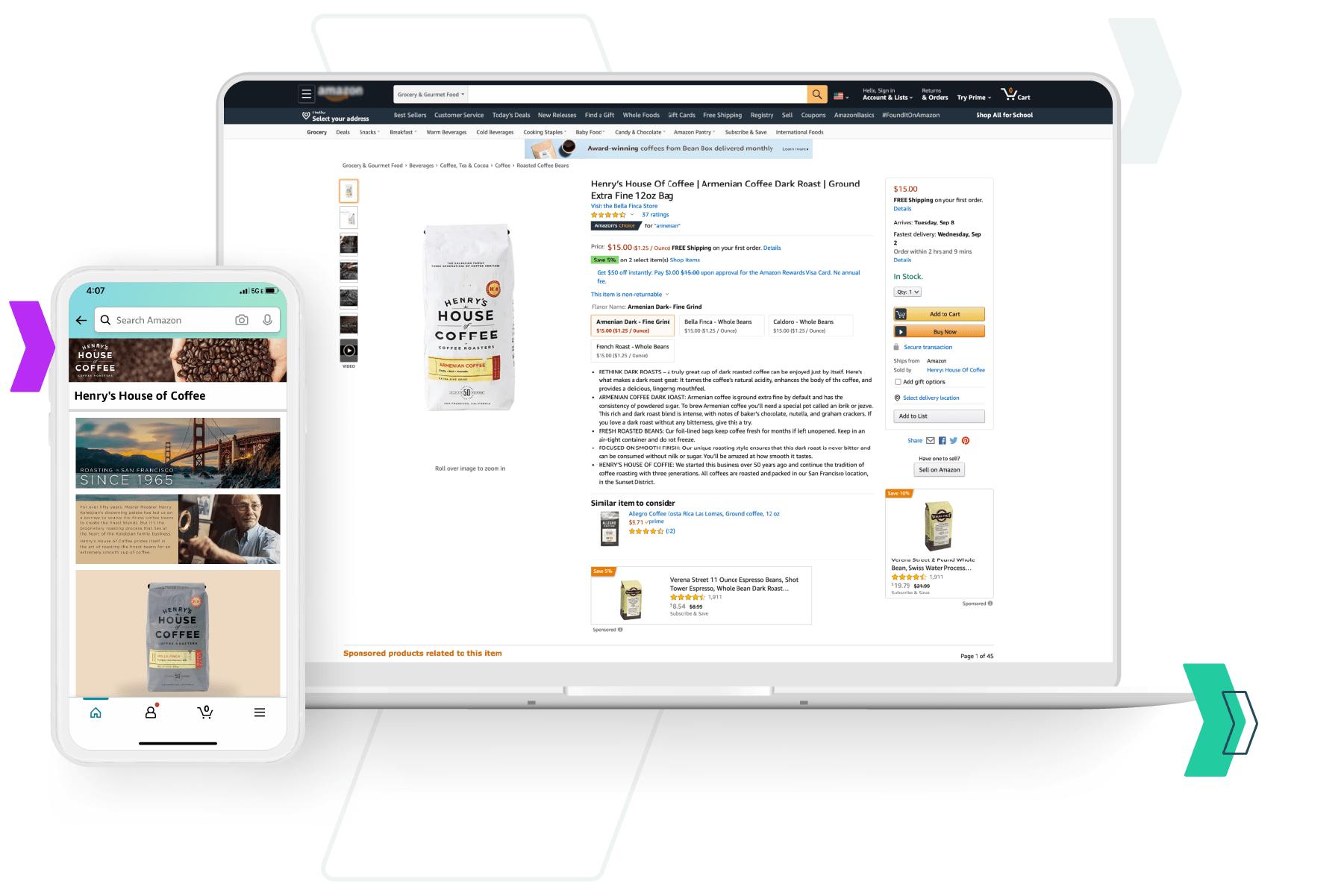 Amazon Agency Partner Solution