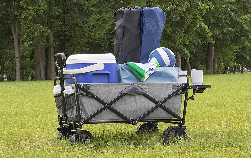Father's Day Gifts on Amazon: Mac Sports Collapsible Folding Wagon