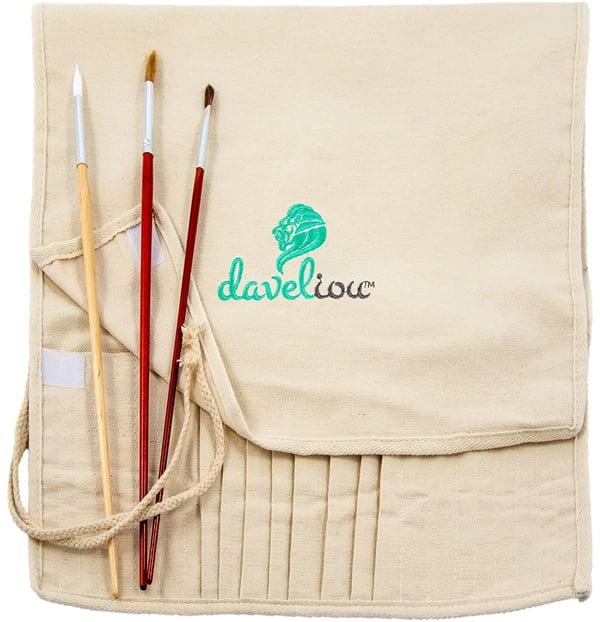Graduation Gifts on Amazon: Daveliou Paint Brush Holder