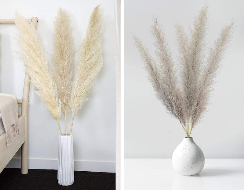 Mother's Day Gifts on Amazon: Winding Trail Supply's Pampas Grass Decor