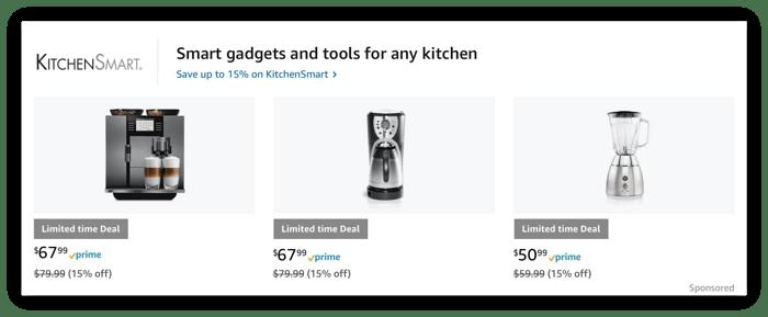 Amazon Marketing and Advertising Update 2021: Sponsored Brands