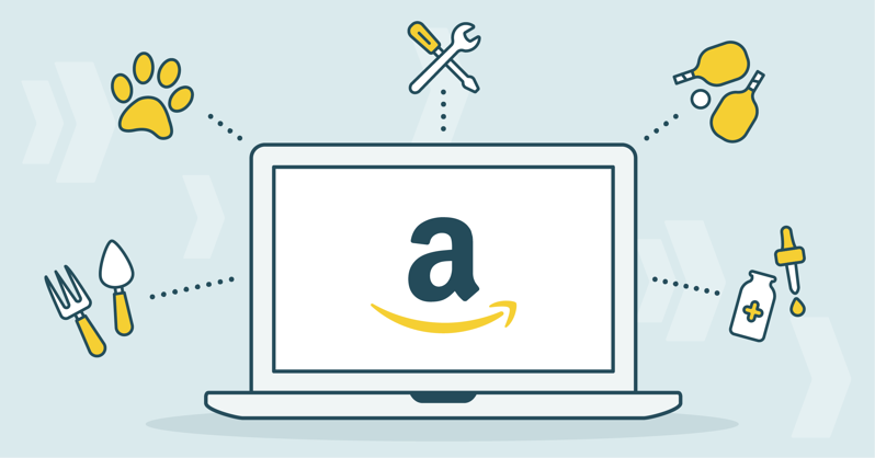 Top-Selling Amazon Categories 2021