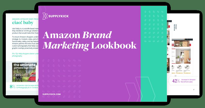 Amazon Brand Marketing Lookbook