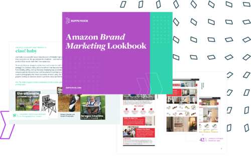 Amazon Brand Marketing Lookbook: Inspiration and best practices for Amazon storefronts