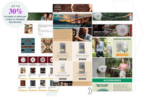Amazon Marketing Agency Services: Amazon Storefront