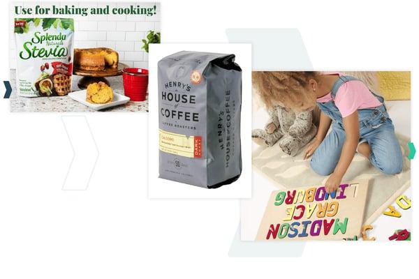 Amazon Agency Product & Lifestyle Photography