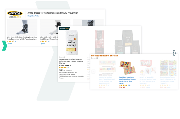 Amazon Advertising Campaigns